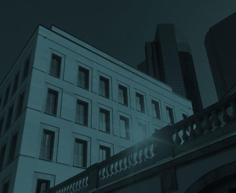 Aufnahme der Rechtskanzlei in Frankfurt am Main